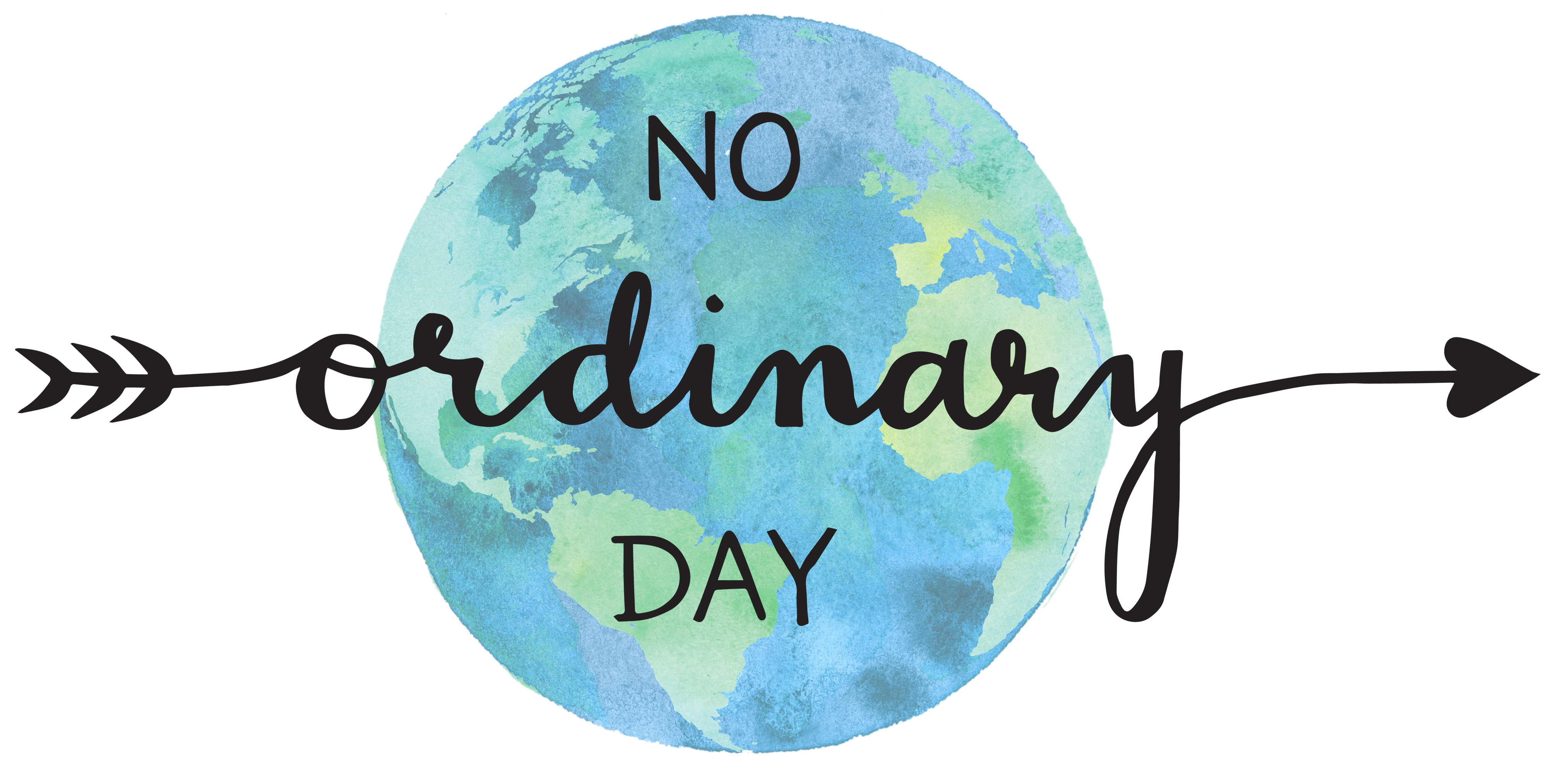 No Ordinary Day Planner